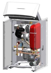 Stand - GSCR Condens 3,4 - 35,9 kW - Gas-Brennwert - Produkt-Palette ...